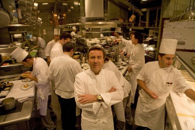 The James Beard House Kitchen Cam Live With Daniel Boulud